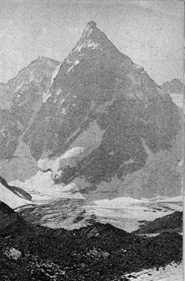 シュロフスキー峰